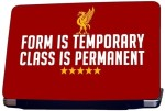 Bluegape Liverpool FC Form is Temporary Class is Permanent