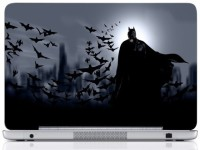 WebPlaza Batman Birds Skin Vinyl Laptop Decal (All Laptops With Screen Size Upto 15.6 Inch)