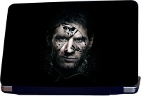 ShopMantra Messi Redesigned Face Vinyl Laptop Decal (All Laptops With Screen Size Upto 15.6 Inch)