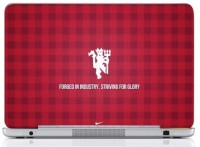 WebPlaza Red Devil United Laptop Skin Vinyl Laptop Decal (All Laptops With Screen Size Upto 15.6 Inch)