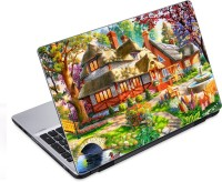 EzyPRNT The Dream Home Art & Painting (14 To 14.9 Inch) Vinyl Laptop Decal 14 (Dell Laptop, HP Laptop, Lenovo Laptop, Acer Laptop, Samsung Laptop, Toshiba Laptop, Apple Laptops)