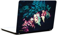 Pics And You Leaves And Petals 2 3M/Avery Vinyl Laptop Decal (Laptops And MacBooks)