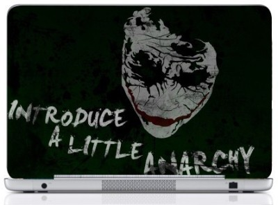 WebPlaza Joker Little Skin Vinyl Laptop Decal (All Laptops With Screen Size Upto 15.6 Inch)
