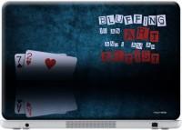 Macmerise Art Of Bluffing - Skin For Dell Vostro V3460 Vinyl Laptop Decal (Dell Vostro V3460)