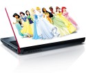 Amore Disney Princess Vinyl Laptop Decal - All Laptops With Screen Size Upto 15.6 Inch