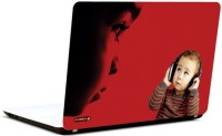 Pics And You Kid With Headphones 2 Vinyl Laptop Decal (Laptops And Macbooks)