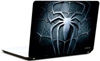 Pics And You Spideman Black Classy 3M/Avery Vinyl Laptop Decal (Laptops And MacBooks)