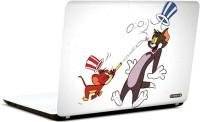 Pics And You Tom And Jerry Cartoon Themed 178 3M/Avery Vinyl Laptop Decal 15.6 (Laptops And MacBooks)