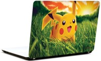 Pics And You Pokemon Cartoon Themed 127 3M/Avery Vinyl Laptop Decal (Laptops And MacBooks)