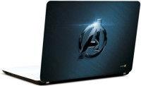 Pics And You Captain America Superb Logo 3M/Avery Vinyl Laptop Decal (Laptops And MacBooks)