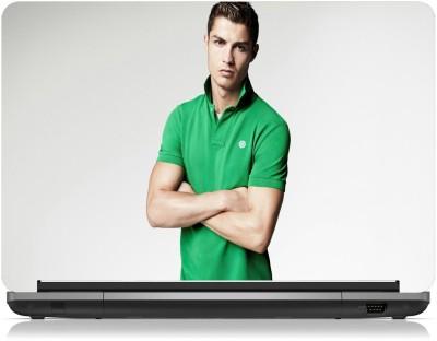 save off 40349 e39f3 70% OFF on Brandpro Cristiano Ronaldo The Champion Footballer Skin-15.6  inch Vinyl Laptop Decal on Flipkart   PaisaWapas.com
