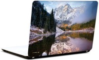 Pics And You Snowbound Nature 2 3M/Avery Vinyl Laptop Decal (Laptops And MacBooks)