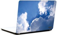Pics And You Blue Sky 8 3M/Avery Vinyl Laptop Decal (Laptops And MacBooks)