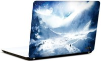 Pics And You Snowbound Nature 6 3M/Avery Vinyl Laptop Decal (Laptops And MacBooks)