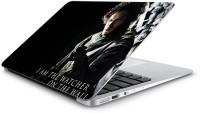 Hawtskin Game Of Thrones Jon Snow Art Vinyl Laptop Decal (Laptop)