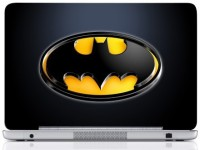 WebPlaza Batman Logo 5 Skin Vinyl Laptop Decal (All Laptops With Screen Size Upto 15.6 Inch)