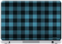 Macmerise Checkmate Blue - Skin For Dell Inspiron 15R-5520 Vinyl Laptop Decal (Dell Inspiron 15R-5520)