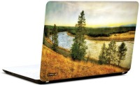 Pics And You Serene Scene 18 3M/Avery Vinyl Laptop Decal (Laptops And MacBooks)