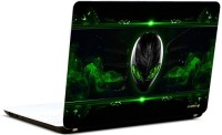Pics And You Green N Black Vinyl Laptop Decal (Laptops And Macbooks)