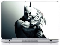 WebPlaza Batman 4 Skin Vinyl Laptop Decal (All Laptops With Screen Size Upto 15.6 Inch)