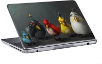 AV Styles Angry Birds Painting Skin Vinyl Laptop Decal (All Laptops)