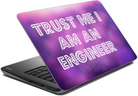 MeSleep Trust Me Am Engineer Vinyl Laptop Decal (All Laptop Skin)