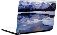Pics And You Snow And Frost 2 3M/Avery Vinyl Laptop Decal (Laptops And MacBooks)