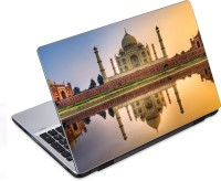 EzyPRNT The Taj Mahal (14 To 14.9 Inch) Vinyl Laptop Decal 14 (Dell Laptop, HP Laptop, Lenovo Laptop, Acer Laptop, Samsung Laptop, Toshiba Laptop)