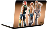 Pics And You Tekken Cartoon Themed 305 3M/Avery Vinyl Laptop Decal (Laptops And MacBooks)