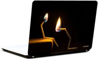 Pics And You Burning Proposal Vinyl Laptop Decal (Laptops And Macbooks)