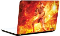 Pics And You Tekken Cartoon Themed 249 3M/Avery Vinyl Laptop Decal (Laptops And MacBooks)
