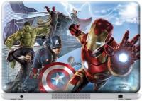 Macmerise Avengers Ensemble - Skin For Dell Inspiron 15 - 3000 Series Vinyl Laptop Decal (Dell Inspiron 15 - 3000 Series)