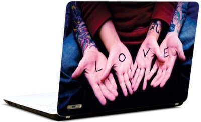 Pics And You You N Me Vinyl Laptop Decal (Laptops And Macbooks)