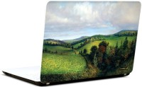 Pics And You Green Glory 14 3M/Avery Vinyl Laptop Decal (Laptops And MacBooks)
