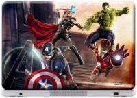 Macmerise Avengers Take Aim - Skin For Dell Inspiron 15 - 3000 Series Vinyl Laptop Decal (Dell Inspiron 15 - 3000 Series)