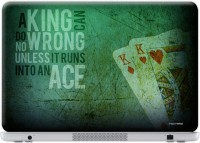 Macmerise Pocket Kings - Skin For Sony Vaio F14 Vinyl Laptop Decal (Sony Vaio F14)