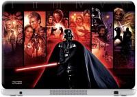 Macmerise Starwars Ensemble - Skin For Dell Inspiron 15R-5520 Vinyl Laptop Decal (Dell Inspiron 15R-5520)