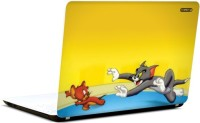 Pics And You Tom And Jerry Cartoon Themed 173 3M/Avery Vinyl Laptop Decal (Laptops And MacBooks)