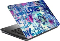MeSleep Love LS-91-129 Vinyl Laptop Decal (All Laptop Skin)