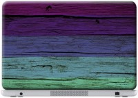 Macmerise Wood Stripes Violet - Skin For Dell Inspiron 15R-5520 Vinyl Laptop Decal (Dell Inspiron 15R-5520)