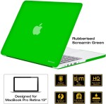 AirPlus Retina 13 inch Neon Series satin finish Hard Case Shell Cover for Apple MacBook Pro 13.3 with Retina Display