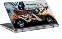 AV Styles Colorful Painted Car Skin Vinyl Laptop Decal (All Laptops)