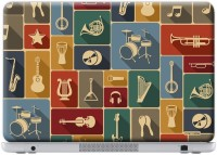 Macmerise Love For Music - Skin For Dell Inspiron 15 - 5000 Series Vinyl Laptop Decal 15.6 (Dell Inspiron 15 - 5000 Series)