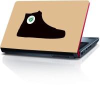 Shopkeeda Flyers Shoe Vinyl Laptop Decal (Laptop)