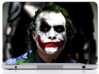 WebPlaza Joker Skin Vinyl Laptop Decal (All Laptops With Screen Size Upto 15.6 Inch)