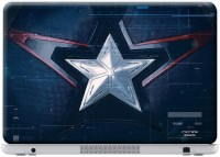 Macmerise Suit Up Captain - Skin For Dell Inspiron 15 - 3000 Series Vinyl Laptop Decal 15.6 (Dell Inspiron 15 - 3000 Series)