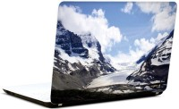 Pics And You Snowbound Nature 18 3M/Avery Vinyl Laptop Decal (Laptops And MacBooks)