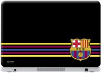 Macmerise FCB Stripes Black - Skin For Dell Inspiron 15R-5520 Vinyl Laptop Decal (Dell Inspiron 15R-5520)