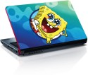 Amore Spongebob Vinyl Laptop Decal - All Laptops With Screen Size Upto 15.6 Inch