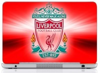WebPlaza Liverpool 4Laptop Skin Vinyl Laptop Decal (All Laptops With Screen Size Upto 15.6 Inch)